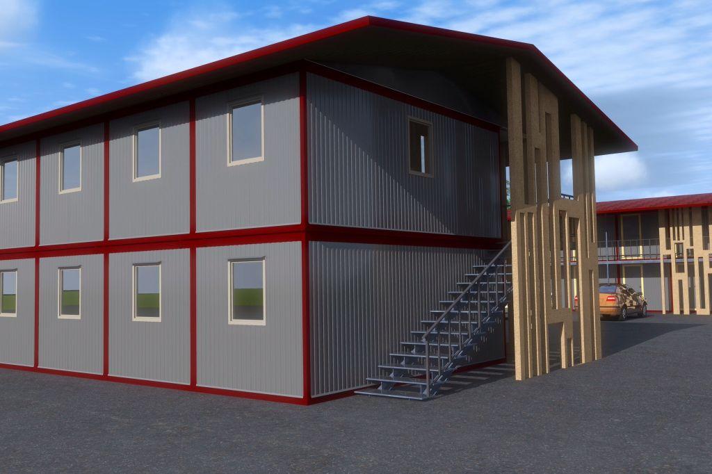 Модульные здания и другие сооружения для вашего бизнеса по системе Trade-in!