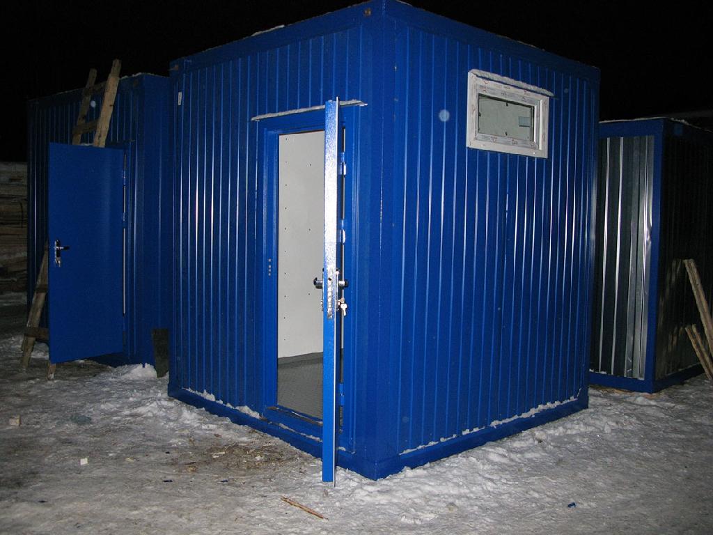 "Блок-контейнер ""КПП-1"""