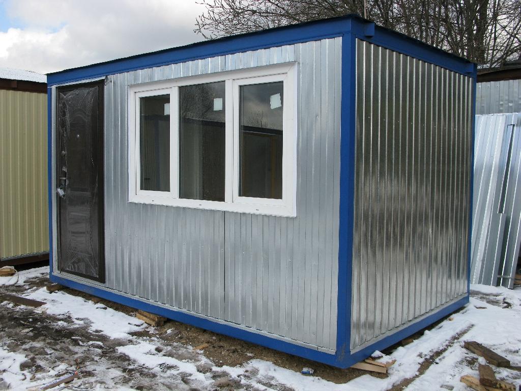 """Блок-контейнер """"Проходная - 2"""""""