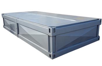 Блок контейнер разборный