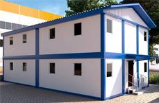 Материалы для наружной отделки модульных зданий