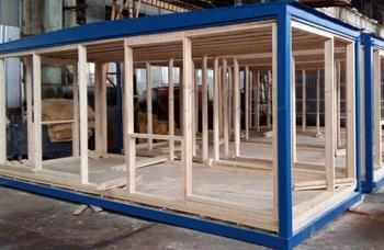 Технология строительства модульных зданий: нюансы и преимущества
