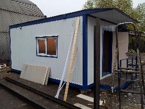 БК дачный домик 6,00х3,00 м, фото №2