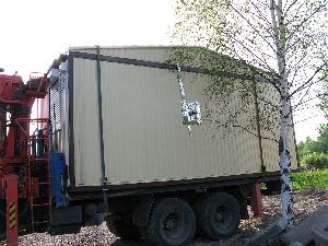 БК дачный домик 6,00х3,00 м, фото №3