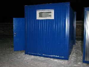 Блокпост «Страж-1» 2,5x2,5 м, фото №2