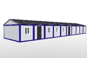 Здание модульное Столовая