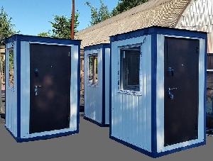 "Блок-контейнер ""КПП-2"""