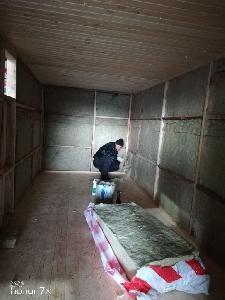 Блок-контейнер / баня (с печкой)