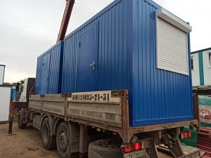Блок-контейнер, фото №5