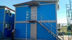Серия модульных зданий, фото №3