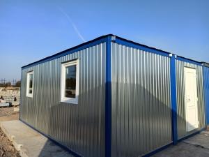 Модульное здание с монтажем, фото №2