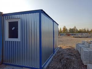 Модульное здание с монтажем, фото №4