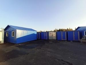 Серия модульных зданий, фото №2