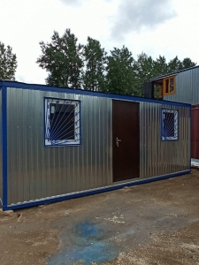 Блок-контейнеры для ТЭЦ