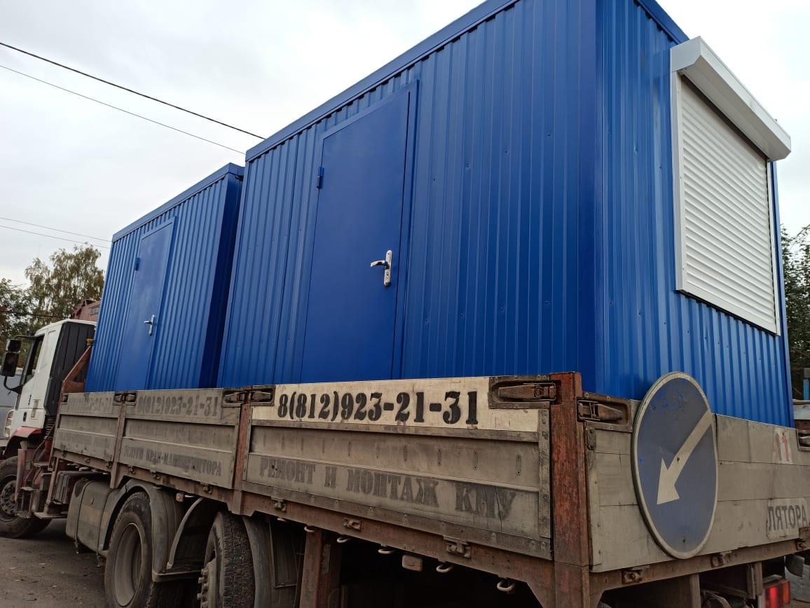 Блок-контейнер, фото №6