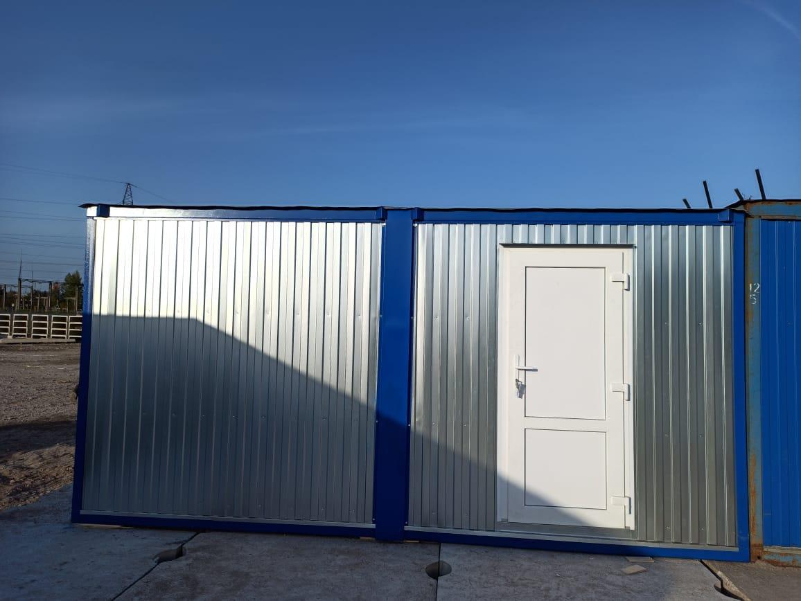 Модульное здание с монтажем, фото №3